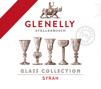 GLASS COLLECTION - SYRAH - GLENELLY - 2016 - Rouge