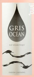 Gris Ocean - VIGNOBLES FABIEN CASTAING - 2020 - Rosé