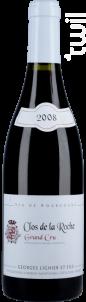 Clos de la Roche Grand Cru - Georges Lignier & fils - 2014 - Rouge