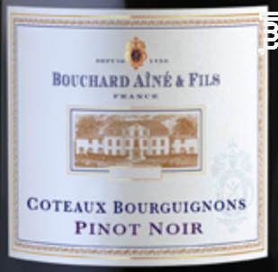 Coteaux Bourguignons - Bouchard Aîné et Fils - 2017 - Rouge