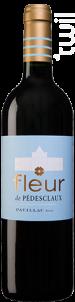 Fleur de Pédesclaux - Château Pédesclaux - 2015 - Rouge