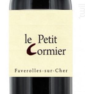 Le Petit Cormier - Domaine Le Petit Cormier - 2010 - Rouge