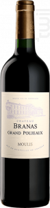 Château Branas Grand Poujeaux - Château Branas Grand Poujeaux - 1952 - Rouge