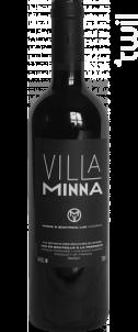 Villa Minna - VILLA MINNA VINEYARD - 2015 - Rouge
