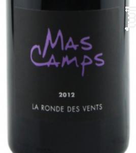 La Ronde des Vents - Mas Camps - 2016 - Rouge