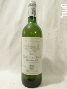 Château Du Chayne - Château du Chayne - 1989 - Blanc