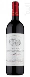 Château La Croix Ferrandat - Château La Croix Ferrandat - 2015 - Rouge