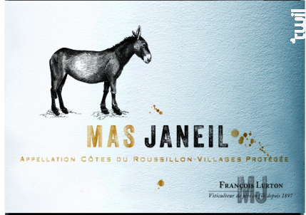 Mas Janeil - François Lurton - Mas Janeil - 2013 - Rouge