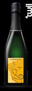 Cuvée Adage Brut - Champagne Camille Marcel - Non millésimé - Effervescent