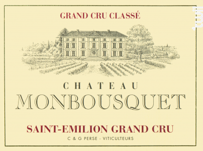 Château Monbousquet - Château Monbousquet - 2005 - Rouge