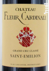 Château Fleur Cardinale - Château Fleur Cardinale - 2017 - Rouge