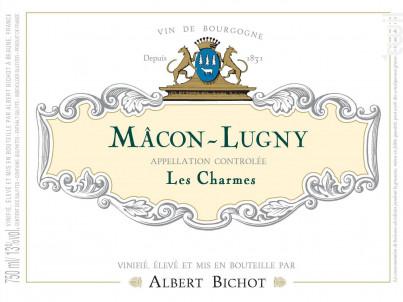 Mâcon-Lugny Les Charmes - Albert Bichot - 2019 - Blanc