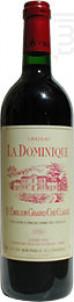 Relais de la Dominique - Château la Dominique - 2013 - Rouge