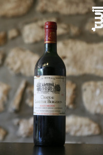 Château Lamothe Bergeron - Château Lamothe Bergeron - 1985 - Rouge