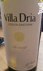 Côte Sauvage - Villa Dria - 2017 - Blanc
