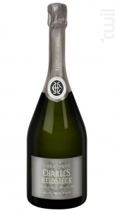 Blanc De Blancs • Brut - Champagne Charles Heidsieck - Non millésimé - Effervescent