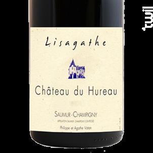 Lisagathe - CHÂTEAU DU HUREAU - 2016 - Rouge