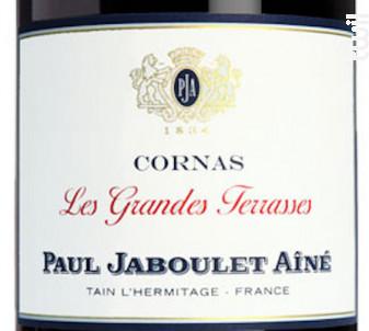 Les Grandes Terrasses - Paul Jaboulet Aîné - 2001 - Rouge