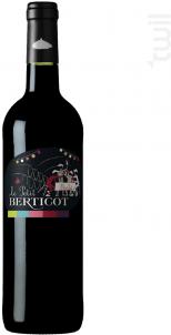 Petit Berticot Merlot - Berticot - 2018 - Rouge