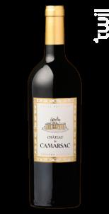 Château de Camarsac Cuvée Prestige - Château de Camarsac - 2015 - Rouge
