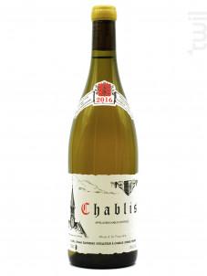 Chablis - Rene Et Vincent Dauvissat - 2012 - Blanc