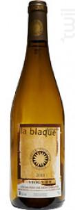 Viognier Blaque - Domaine La Blaque - 2018 - Blanc