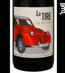 La Tire By Jeff Carrel - by Jeff Carrel - 2019 - Rouge
