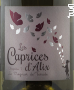 Les Caprices d'Alix - Château de Terride - 2018 - Blanc