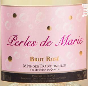 Perles de Marie - Château Vaudois - Non millésimé - Effervescent