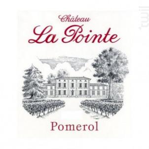 Château La Pointe - Château La Pointe - 2015 - Rouge