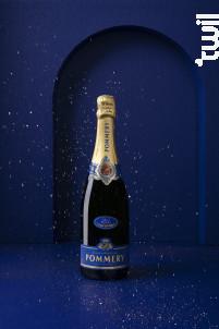 Brut Royal - Champagne Pommery - Non millésimé - Effervescent