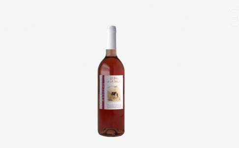 Le Pas de la Mule - Vignerons Ardéchois - 2018 - Rosé