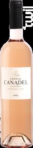 Château Canadel Bandol - Château Canadel - 2015 - Rosé