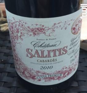 Cuvée Premium - Château Salitis - 2007 - Rouge