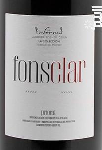 Fons Clar - L'Infernal - 2014 - Rouge