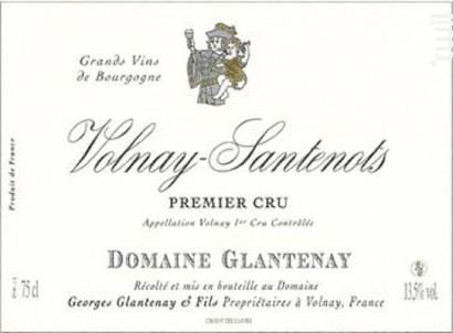 Volnay Premier Cru