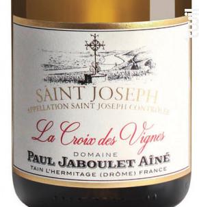 Domaine de la Croix des Vignes - Paul Jaboulet Aîné - 2016 - Blanc