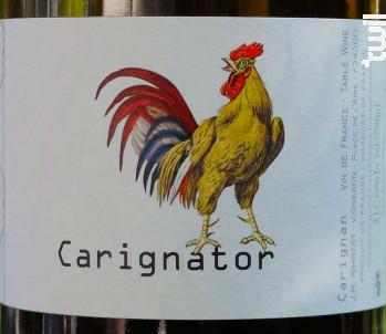 Carignator - Domaine Rimbert - 2017 - Rouge