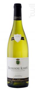 Bourgogne Aligoté - Michel Lamblin et Fils - 2018 - Blanc