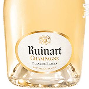Blanc De Blancs - Pack De 12 Demi-bouteilles - Ruinart - Non millésimé - Effervescent
