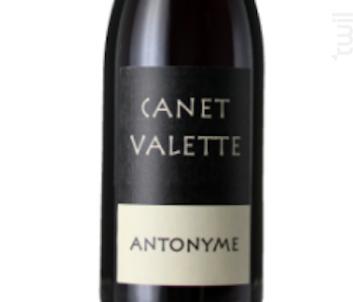 Antonyme - Domaine Canet-Valette - 2019 - Rouge