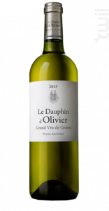 Le Dauphin d'Olivier - Château Olivier - 2012 - Blanc