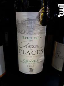 Château des Places L'Epicurien - Vignobles Reynaud - 2018 - Blanc