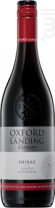 Shiraz - Oxford Landing - 2015 - Rouge