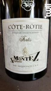 Fortis Monteillet - Domaine du Monteillet - Stéphane Montez - 2018 - Rouge