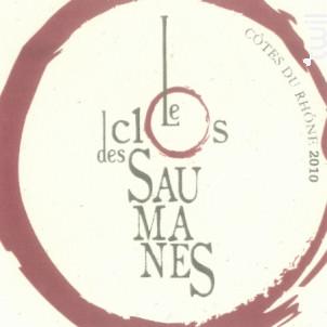 Le Clos des Saumanes - Le Clos des Saumanes - 2014 - Rouge