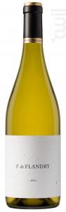 F de Flandry Chardonnay - Sieur d'Arques - 2015 - Blanc