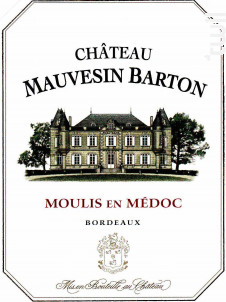 Château Mauvesin Barton - Château Mauvesin Barton - 2016 - Rouge