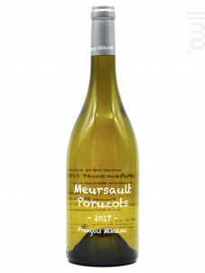 Meursault 1er Cru Les Poruzots Mikulski - Francois Mikulski - 2017 - Blanc