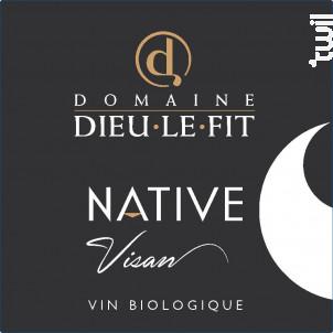 Native blanc - Domaine Dieu-Le-Fit - Rémi Pouizin - 2018 - Blanc